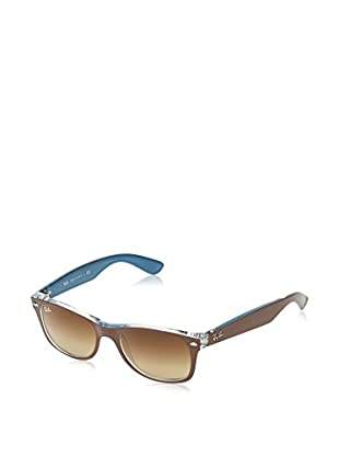 Ray-Ban Gafas de Sol New Wayfarer 2132-618985 (52 mm) Chocolate