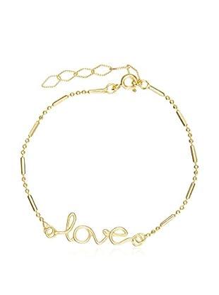 My Silver Pulsera Love Ideal Oro