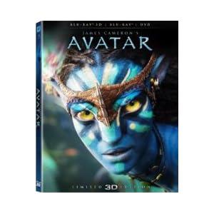 Avatar 3D Blu-Ray Hindi