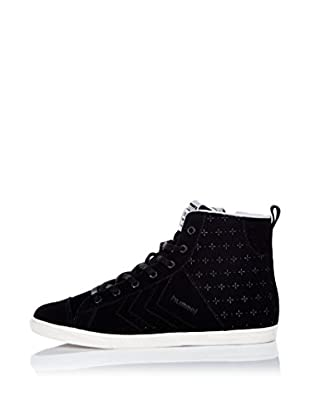 Hummel Sneaker Strada High (schwarz)