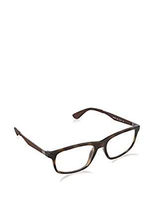 Ray-Ban Gestell 7055 5418 (53 mm) havanna