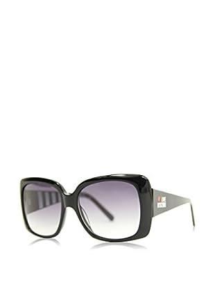 Moschino Gafas de Sol L-503S-01 (56 mm) Negro