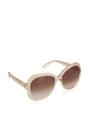 Jimmy Choo Sonnenbrille LU/S 42 FHF 58 (58 mm) nude