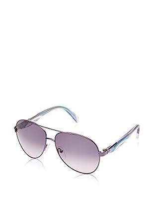 Pucci Sonnenbrille EP132S (58 mm) lila/himmelblau
