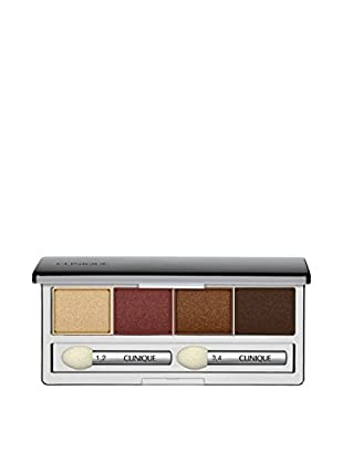 CLINIQUE Paleta De Sombras All About Shadow Quads N°03 Morning Java 4.8 g