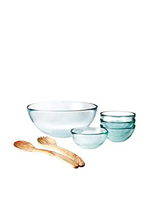 French Home 7-Piece Salad Bowl Set
