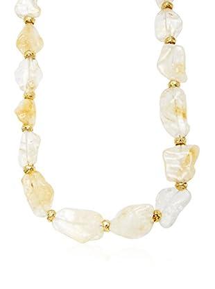 ETRUSCA Halskette 50 cm goldfarben