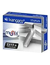 KANGARO STAPLER PIN 23/17-H - PACK OF 5