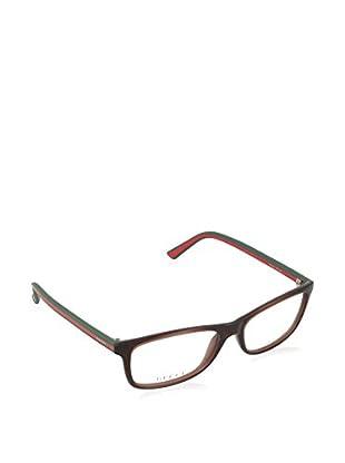 GUCCI Gestell 10715D654 (54 mm) braun