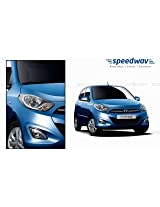 Speedwav Chrome Headlight Molding-Hyundai i10 Type 2 (2010-12)