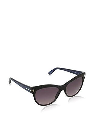 Tom Ford Sonnenbrille FT0430_05B (56 mm) schwarz