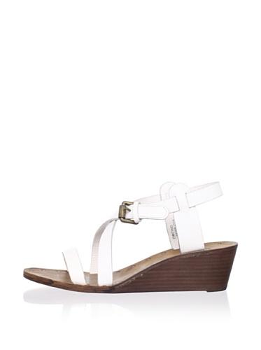 Ash Women's Orchid Wedge Sandal (White)