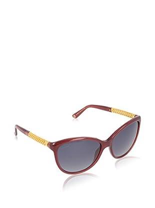 Gucci Gafas de Sol 3692/S HD 3JA (57 mm) Rojo