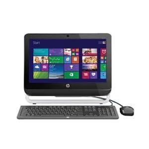 HP 18-1310IN 18.5-inch All-in-one Desktop PC (E_Series_Dual_Core_E1_1500/2GB/500GB/Win 8/Integrated Graphics), Black