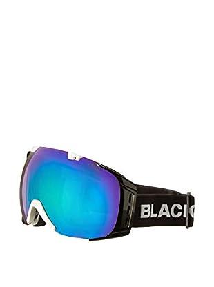 Black Crevice Skibrille Flachau schwarz/weiß