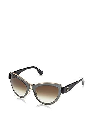 Balenciaga Occhiali da sole BA0001 (56 mm) Grigio