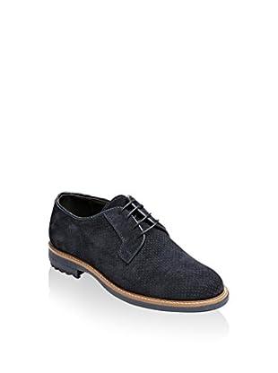 British Passport Zapatos derby Plain