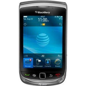 BlackBerry Torch 9800 Smartphone-White