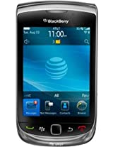 BlackBerry Torch 9800 Smartphone-White