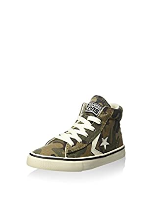 Converse Zapatillas abotinadas Pro Leather Vulc Mid Canvas Pr
