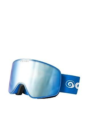 Ocean Skibrille Aspen blau
