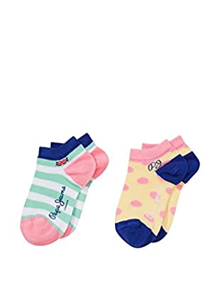 Pepe Jeans Pack x 3 Calcetines Girls Junior