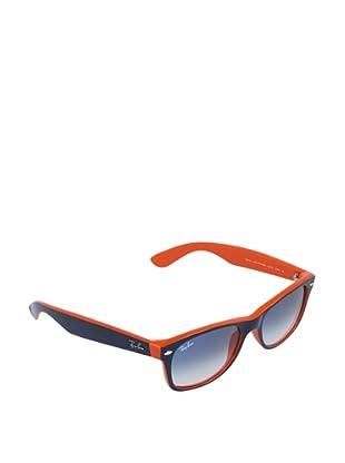 Ray-Ban Sonnenbrille Mod. 2132 789/3F blau/orange