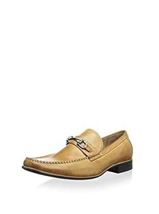 Stacy Adams Men's Lewis Moccasin (Taupe)