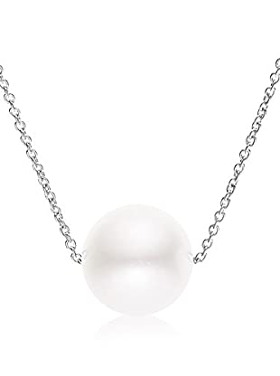 Pearl Addict Collar oro blanco 18 ct