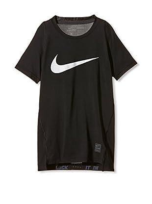 Nike T-Shirt Manica Corta Cool Hbr Comp Ss Yth