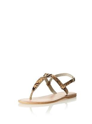 Charles David Women's Inika Sandal (Natural)