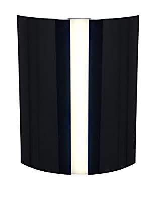 Access Lighting Sail LED 3-Light Wall Sconce, Black