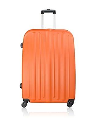 Potiron Hartschalen Trolley Alabama orange  68  cm