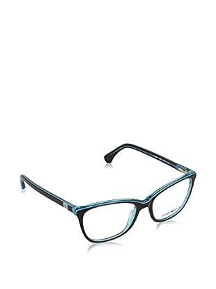 Emporio Armani Montatura 3053_5350 (52 mm) Nero/Blu
