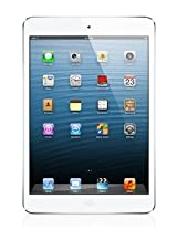 Apple iPad Mini (White-Silver, 32GB, WiFi + Cellular)