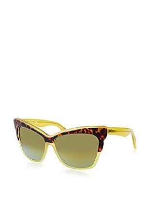 Just Cavalli Sonnenbrille 627S_41G (59 mm) havanna/gelb