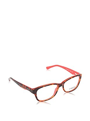 Vogue Gestell Mod. 2814 2105 (53 mm) havanna/rot