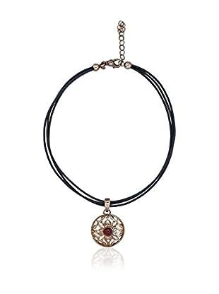 ETRUSCA Halskette 45.5 cm schokolade