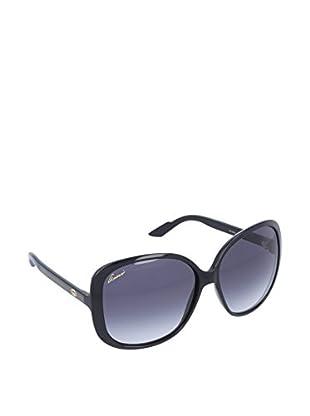 Gucci Sonnenbrille 3157/SJJD28 schwarz 61 mm