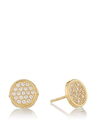 Gold & Diamonds Ohrringe
