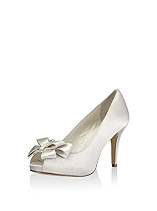 Menbur Wedding Zapatos peep toe Virtudes
