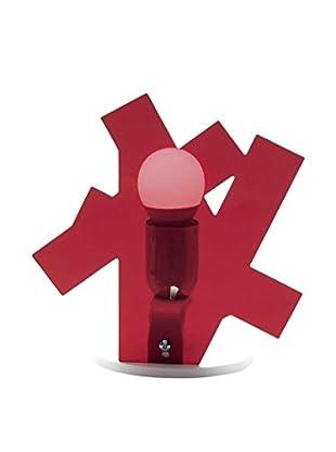 Emporium Tischlampe Arti rot