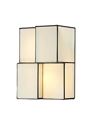 Artistic Lighting Wall Sconce, Brushed Nickel