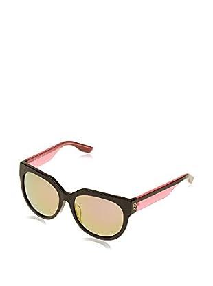 Mcq Alexander McQueen Sonnenbrille 0036/F/S_SVI (57 mm) schwarz