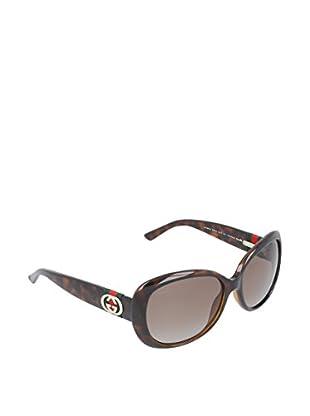Gucci Sonnenbrille GG 3644/S LADWJ havanna