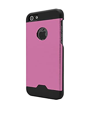 Unotec Hülle Metal iPhone 5 / 5S rosa