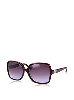 Tod's Gafas de Sol TO0126 (58 mm) Burdeos