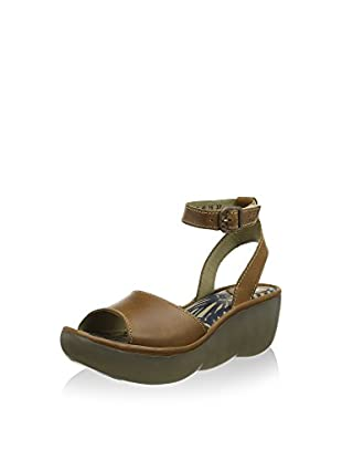 FLY London Keil Sandalette Bibi612fly