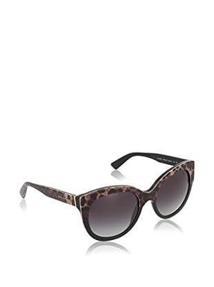 Dolce & Gabbana Gafas de Sol 4259 19958G (56 mm) Leopardo / Negro