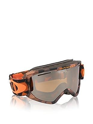 Oakley Máscara de Esquí O2 Medium Mod. 7066 Clip Naranja